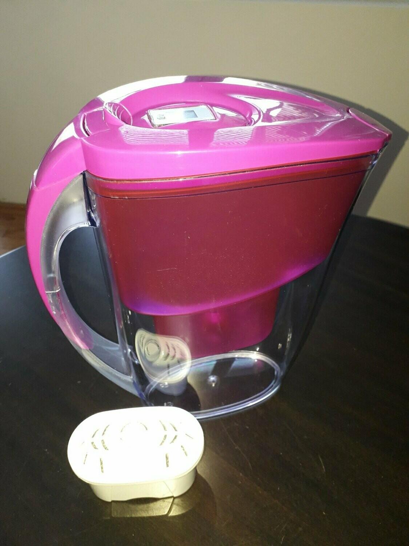 Кана за пречистване на вода с филтър