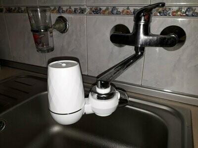 Пречистваща система за монтаж на кухненски кран