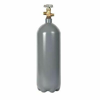 Бутилка за СО2, 2 литра