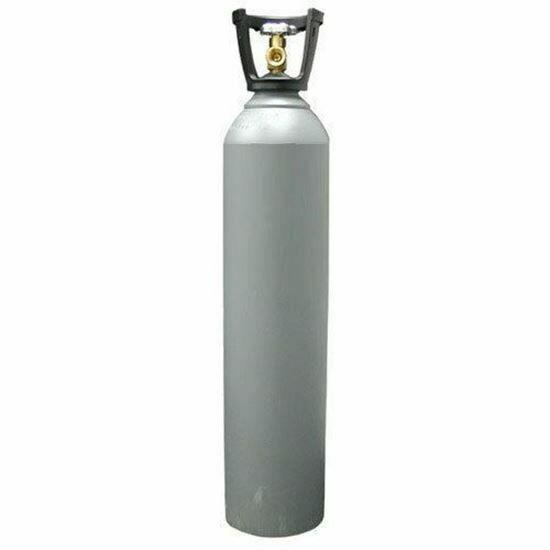 Бутилка за СО2,  8 литра