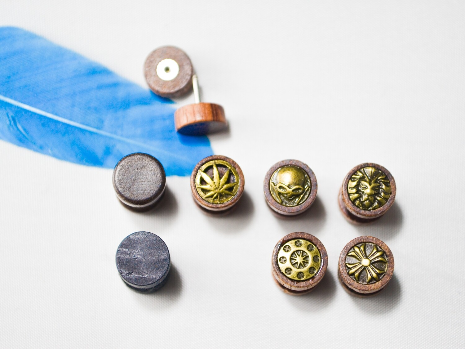 Fake-Plugs (Ohrstecker) CHF 11.- Stk.