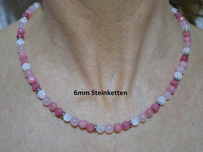 6mm Halsketten hell