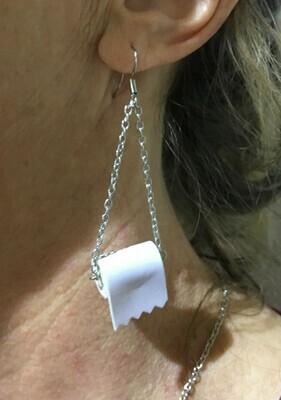Toiletten-Papierrollen Jewelry