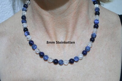 8mm Halsketten
