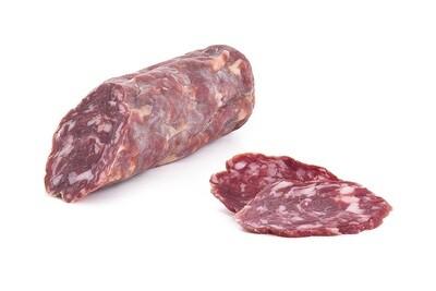 Salame al Nero d'avola 220 gr