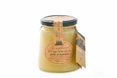 Miele di ape nera -  Asfodelo 400 gr
