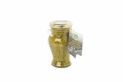 Pesto di Pistacchio di bronte DOP  190 gr