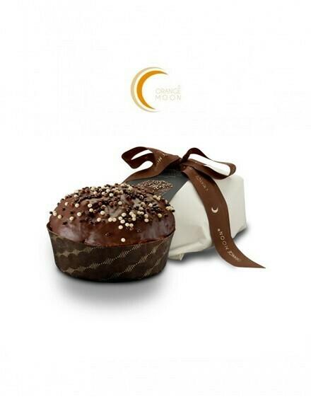 Panettone ai tre cioccolati 1 kg