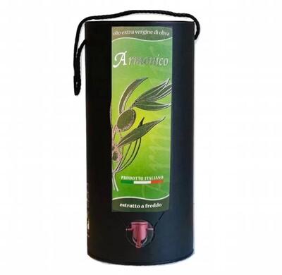 OLIO EXTRA VERGINE DI OLIVA Bag in tube 3 LT