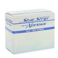 Stat Strip Xpress Test Strips 100 Ct