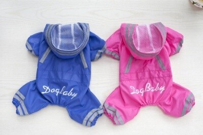 imperméable ''Dog baby''