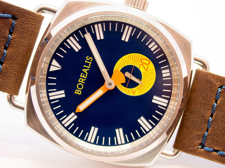 Borealis Porto Santo Automatic Diver Watch Blue Dial BGW9 Lume Miyota 8218