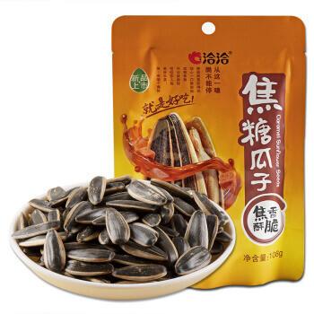 【RDG】Chacha Roasted Sunflower Seeds Caramel Flavor 恰恰 焦糖瓜子 160g