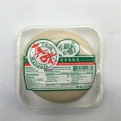 【RF】真味 北方水饺皮, 12 oz/ea