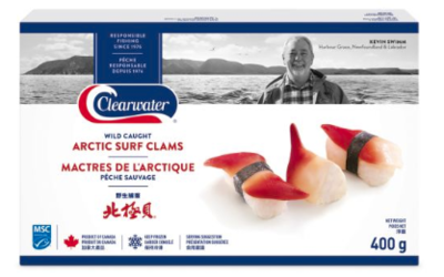 【RS】Clearwater Arctic Surf Clams 加拿大野生北极贝 14oz