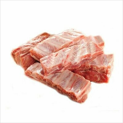 【RM】 Pork Little Rib (extra Lean) 切条猪小排骨~2 lbs/pk