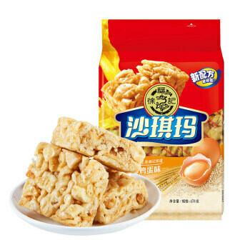 【RBG】台湾徐福记沙琪玛经典鸡蛋味469G