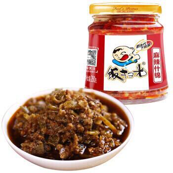 【RBG】饭扫光下饭菜 麻辣什锦280g 四川味道
