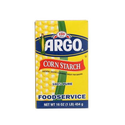 【RBG】美国ARGO 玉米粉 454g