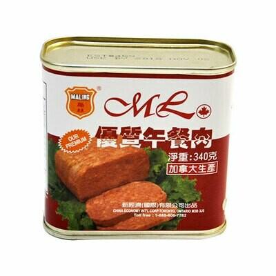 【RBG】梅林优质午餐肉 12oz