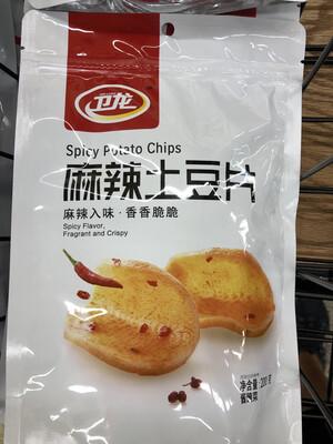 【RBG】卫龙麻辣土豆片 200g