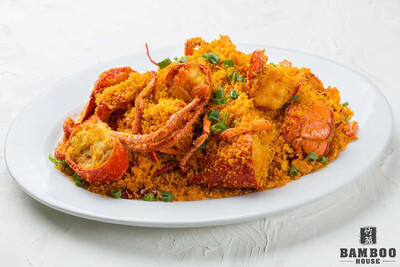 【竹苑】Bread Lobster 避风塘龙虾 双龙虾(2pcs)(仅周四周五)