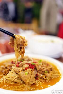 【竹苑】Beef in Hot Pot  金汤肥牛(仅周四周五)