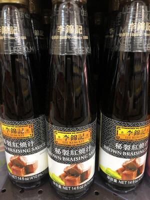 【RBG】李锦记秘制红烧汁 410ml