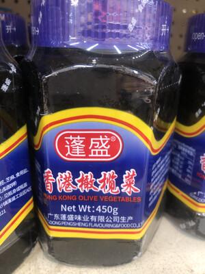 【RBG】香港橄榄菜 450g