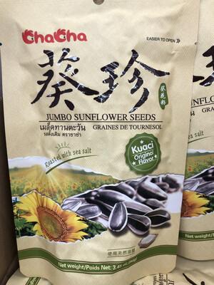 【RBG】Chacha Jumbo Sunflower Seed恰恰 葵珍瓜子 98g