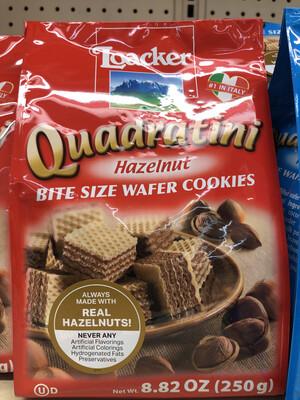 【RBG】Loacker意大利乐家威化饼 巧克力榛子口味 250g