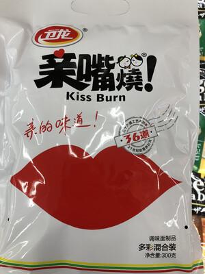 【RBG】卫龙亲嘴烧 混合味 300g