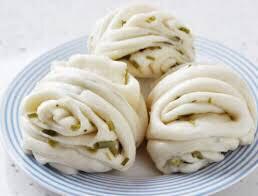 【鲁香村】Steamed Mandarin Rolls 大花卷 8pc (Closed Tuesday)
