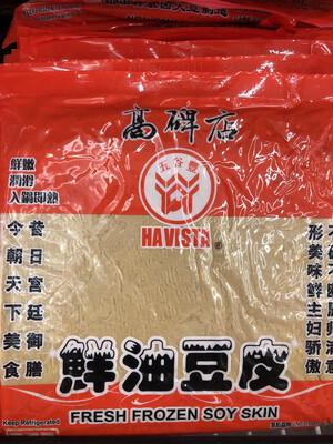 【RF】高碑店 鲜油豆皮 9.17oz