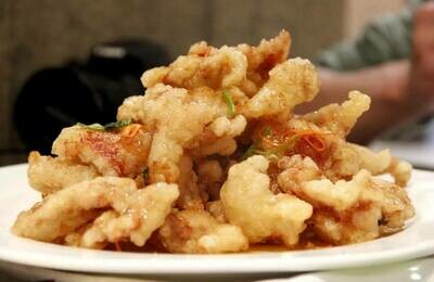 【新疆烧烤】sweet and sour pork 东北锅包肉 (Closed Tuesday)