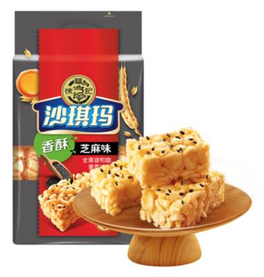 【RBG】台湾徐福记沙琪玛芝麻味469G