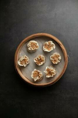 【包十一】Mushroom W. Sweet Rice Sharmai香菇糯米烧麦 (Closed Tuesday)