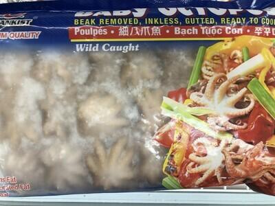 【RS】Frozen Baby Octopus 冷冻细八爪鱼 2lb
