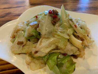 【面面聚道】Stir Fried Cabbage 手撕莲白
