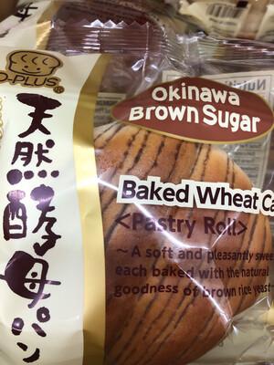【RBF】日本天然酵母面包 焦糖味 Okinawa Brown Sugar