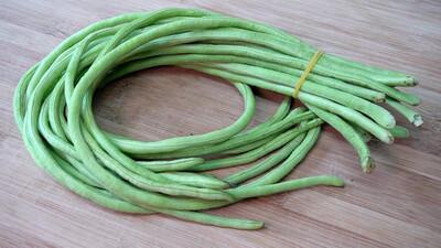 【RBP】White Long Bean 长豇豆 长豆角 1lb