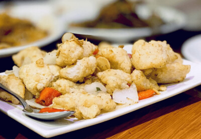 【竹苑】Salt and Pepper Fish Fillet 椒盐鱼片(仅周四周五)