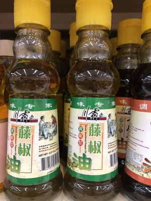 【RBG】川霸王藤椒油 150ml