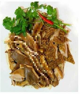 【精武鸭脖】Salted Pig Stomach (1lb) 猪肚 (Closed Monday)