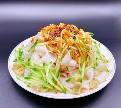 【九福米线】Handmade Liangpi 纯手工凉皮