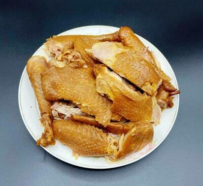 【九福米线】Braised Chicken (Whole) 手撕卤鸡(整只)
