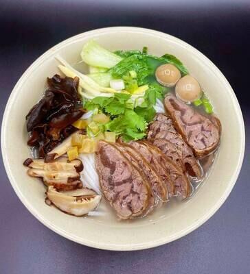 【九福米线】Beef W. Potato/Rice Noodle 清汤牛肉米线/土豆粉