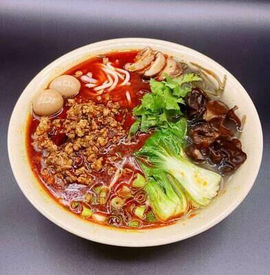 【九福米线】Za Jiang Potato/Rice Noodles杂酱米线/土豆粉