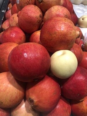 【RBP】Pomegranate 大红石榴 1个