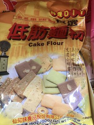 【RBG】仙知味 低筋面粉 500g